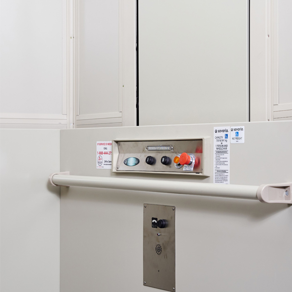 Wheelchair Lift Vertical Products - A+ Elevators and Lifts