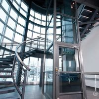 Wheelchair Vertical Elevator - A+ Elevators and Lifts