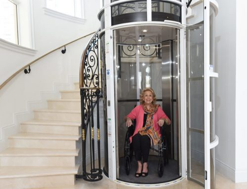 Home Elevators Solve Mobility Issues