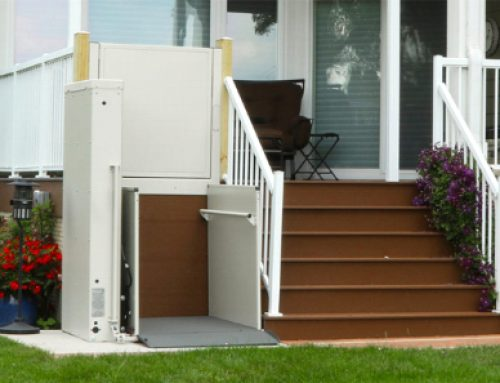 Wheelchair Lifts at Home