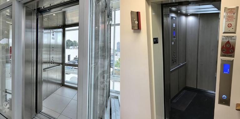 Limited Use/Limited Access (LULA) elevators